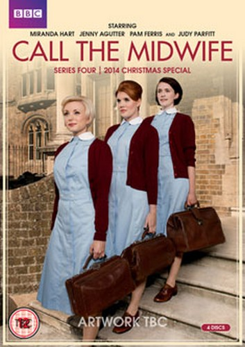 Call The Midwife Series Four (Includes 2014 Christmas Special) (DVD)