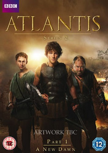 Atlantis - Series 2 Part 1 (DVD)