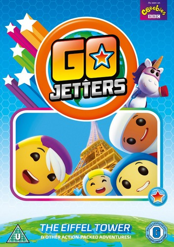 Go Jetters - The Eiffel Tower And Other Adventures