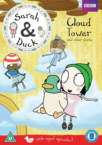 Sarah & Duck Cloud Tower And Other Stories (DVD)