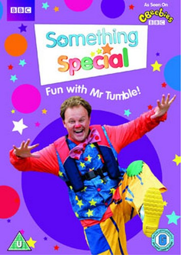 Something Special Fun With Mr Tumble (DVD)
