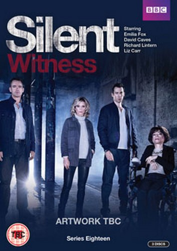 Silent Witness - Series 18 (DVD)