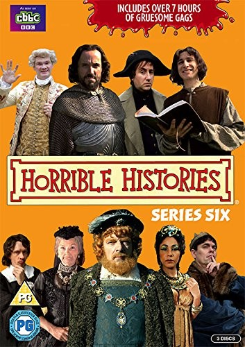 Horrible Histories - Series 6 (DVD)