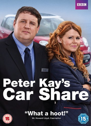 Peter Kay'S Car Share (DVD)