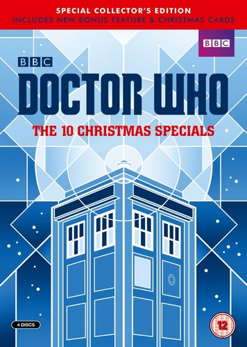 Doctor Who: The 10 Christmas Specials (DVD)