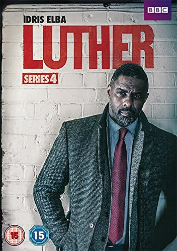 Luther - Series 4 (DVD)