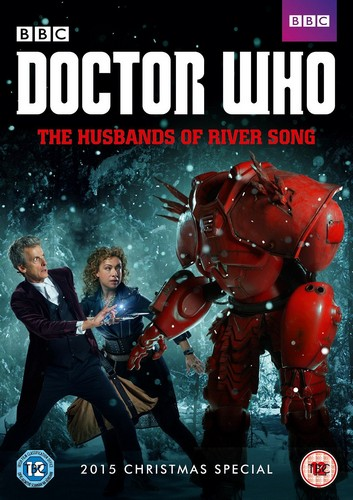 The Doctor Who 2015 Christmas Special - The Husbands Of River Song (DVD)