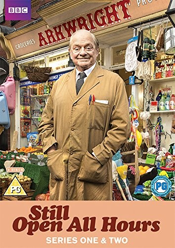 Still Open All Hours - Series 1 & 2 (DVD)