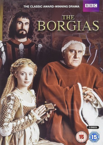 The Borgias (DVD)