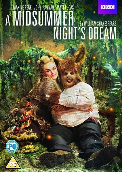 A Midsummer Night'S Dream (DVD)