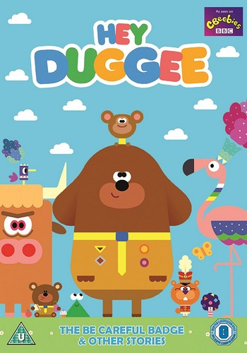 Hey Duggee - The Be Careful Badge and Other Stories