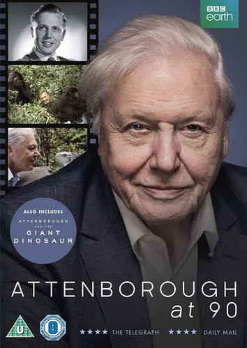 Attenborough At 90 (DVD)