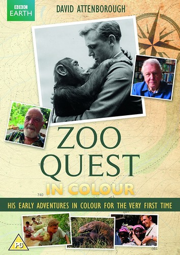 Zoo Quest In Colour (DVD)