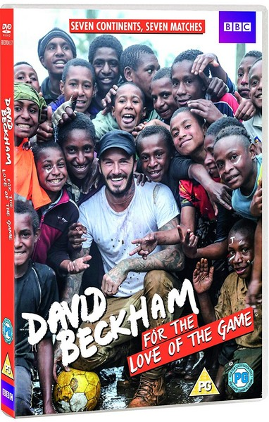 David Beckham: For The Love Of The Game (DVD)