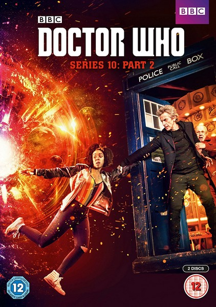 Doctor Who - Series 10 Part 2 (DVD)