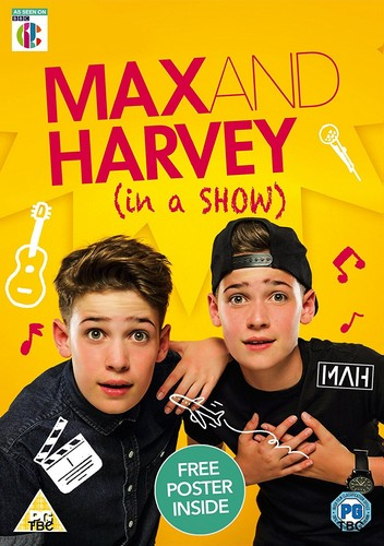 Max & Harvey: The Biggest Stage (DVD)