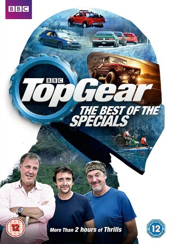 Top Gear - Best of the Specials (DVD)
