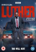 Luther Series 5 (DVD) (2019)