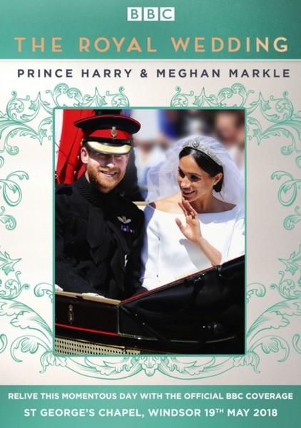 The Royal Wedding [DVD] [2018]