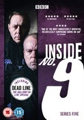 Inside No. 9 Series 5 (DVD)