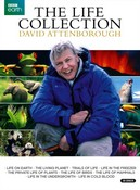 David Attenborough - The Life Collection 2018 (DVD)