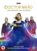 Doctor Who : Complete Series 12 DVD (DVD)
