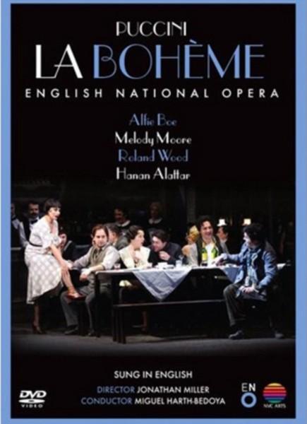 La Boheme - Puccini - English National Opera (DVD)