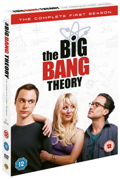 The Big Bang Theory - Season 1 (DVD)