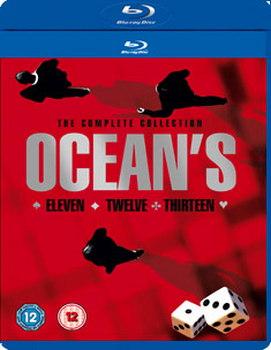 Ocean's Eleven / Ocean's Twelve / Ocean's Thirteen (Blu-Ray)