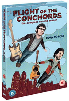 Flight Of The Conchords - Complete Hbo Second Season (DVD)