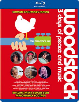 Woodstock (Blu-Ray)