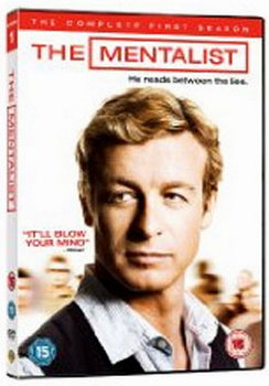 The Mentalist - Season 1 (DVD)