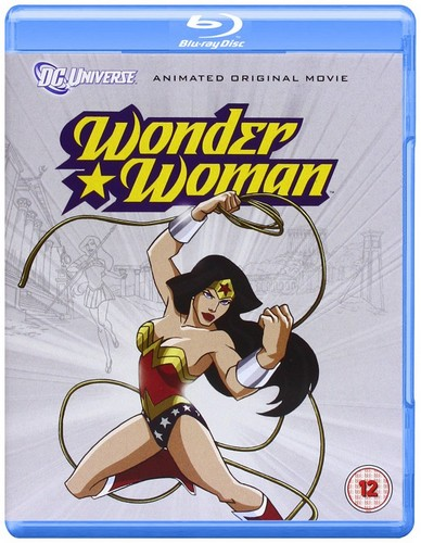 Wonder Woman: Animated Movie (Blu-Ray)