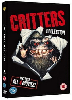 The Critters Collection (1-4) (DVD)