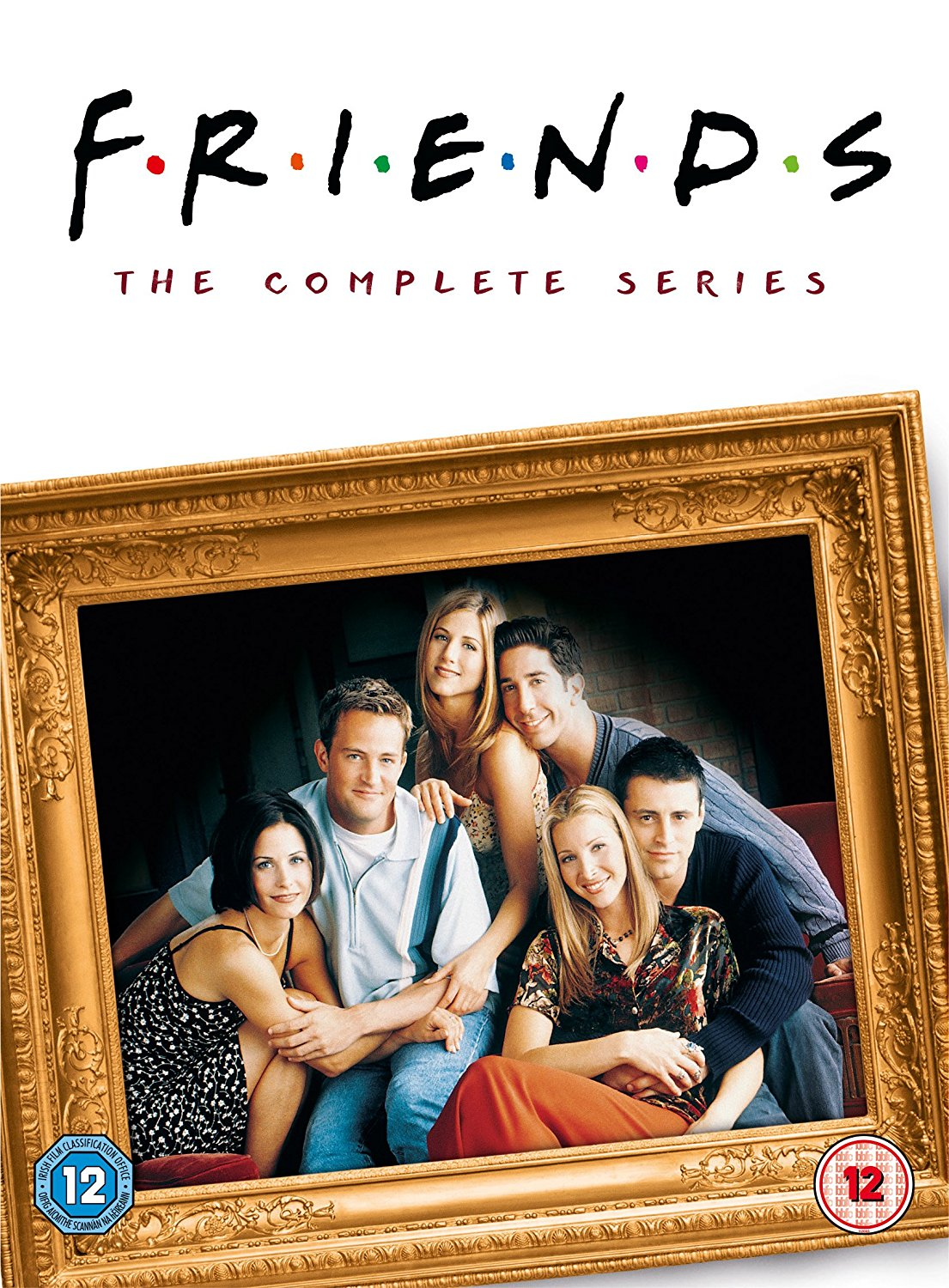 Friends - Season 1-10 Complete Collection (DVD)