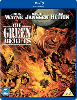 Green Berets (Blu-Ray)
