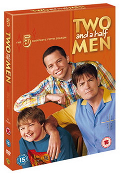 Two And A Half Men - Season 5 (DVD)