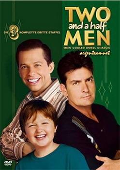 Two And A Half Men - Season 3 (DVD)