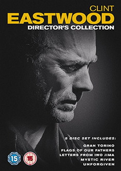 Clint Eastwood: The Director'S Collection Gran Torino/Mystic River/Flags Of Our Fathers/Letters From Iwo Jima/Unforgiven. (DVD)