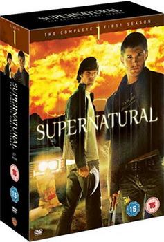 Supernatural - Season 1 (DVD)