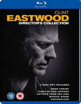 Clint Eastwood - The Director's Collection (Blu-Ray)