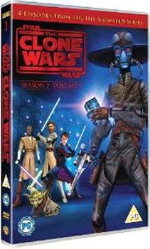 Star Wars: Clone Wars Season 2 Vol. 1 (DVD)