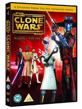 Star Wars Clone Wars Season 1 Vol.1 (DVD)