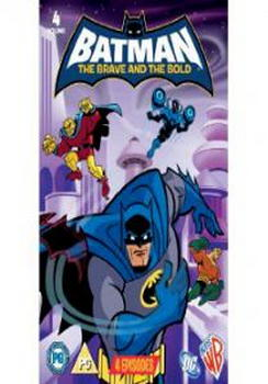 Batman - The Brave And The Bold Vol.4 (DVD)