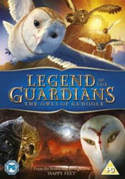 Legend Of The Guardians - The Owls Of Ga'Hoole (DVD)