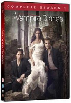 The Vampire Diaries - Season 2 (DVD)