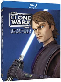 Star Wars: The Clone Wars - The Complete Season Three (Blu-Ray)