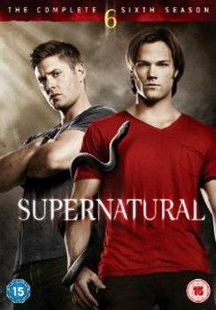Supernatural - Season 6 (DVD)