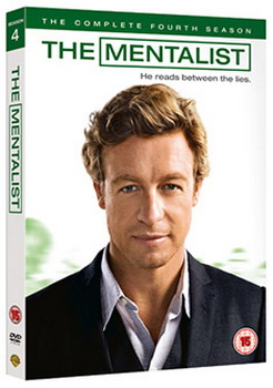 The Mentalist - Season 4 (DVD)