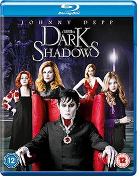 Dark Shadows (Blu-ray + UV Copy)